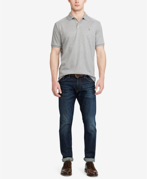 8df623b4 Polo Ralph Lauren Classic Fit Interlock Polo Shirt – Galilee Life