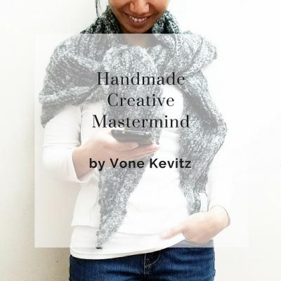 Handmade Creative Mastermind Vone Kevitz
