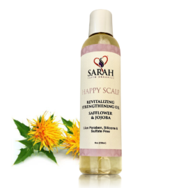 Happy Scalp Revitalizing Hair Oil