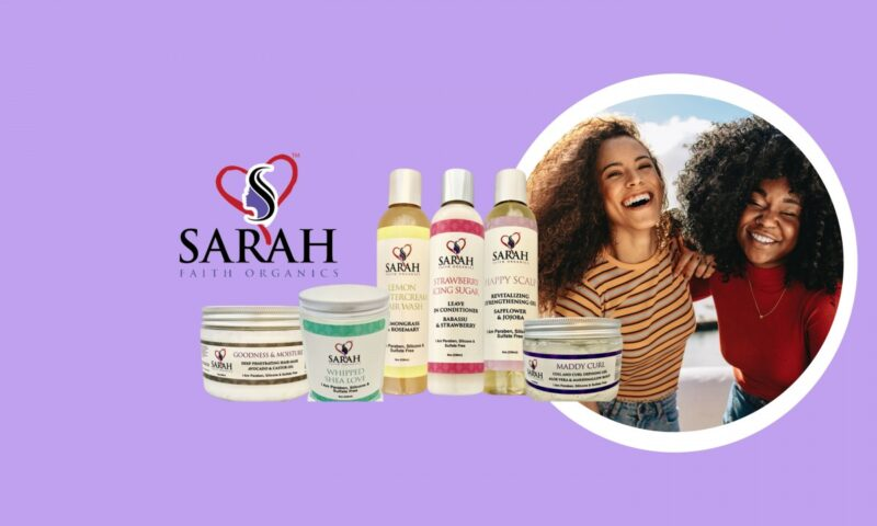 Sarah Faith Organics