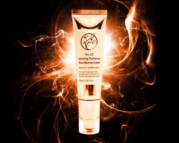 Ginseng Radiance Time Reverse Cream | firming anti-ageing cream with korean ginseng, multi-molecular hyaluronic acid, vitamins and retinol