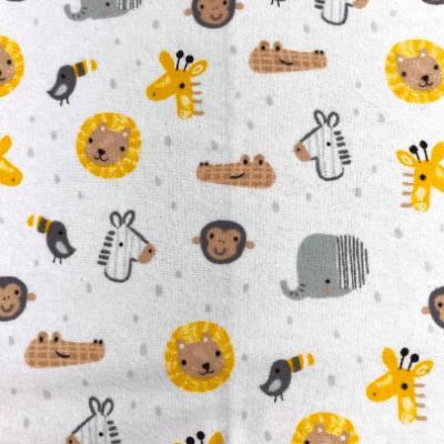 Jungle Baby Blanket