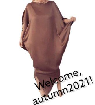 New customer made dress